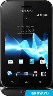 Android смартфон Sony Xperia Tipo ST21i