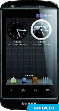Android смартфон Philips W626
