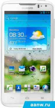 Android смартфон Huawei Ascend D Quad