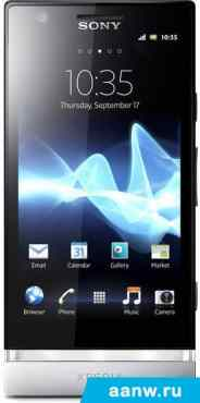 Android смартфон Sony Xperia P LT22i