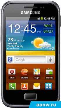 Samsung S7500 Galaxy Ace Plus