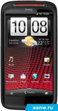 Android смартфон HTC Sensation XE
