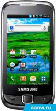 Android смартфон Samsung GT-I5510 Galaxy 551