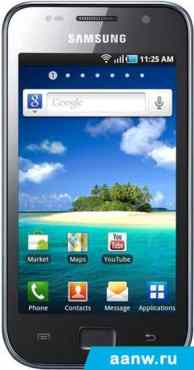 Android смартфон Samsung i9003 Galaxy S scLCD (16Gb)
