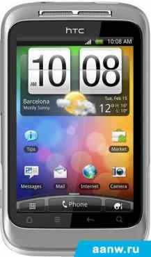 Android смартфон HTC Wildfire S