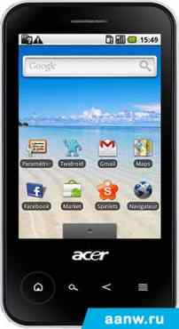 Android смартфон Acer beTouch E400
