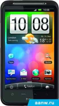 Android смартфон HTC Desire HD