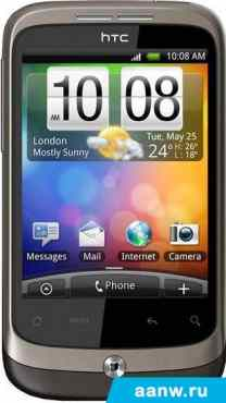 Android смартфон HTC Wildfire